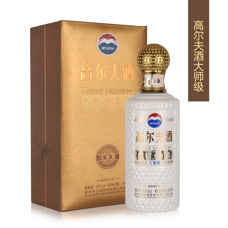 贵州茅台酒 53度 高尔夫大师级 500ml